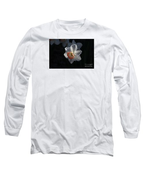 Nature's Reflection Long Sleeve T-Shirt by Marilyn Carlyle Greiner