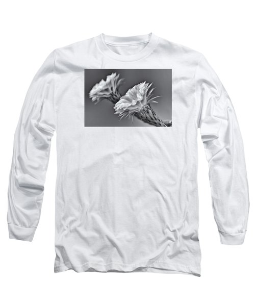 Nature's Trumpets Long Sleeve T-Shirt by Shelly Gunderson