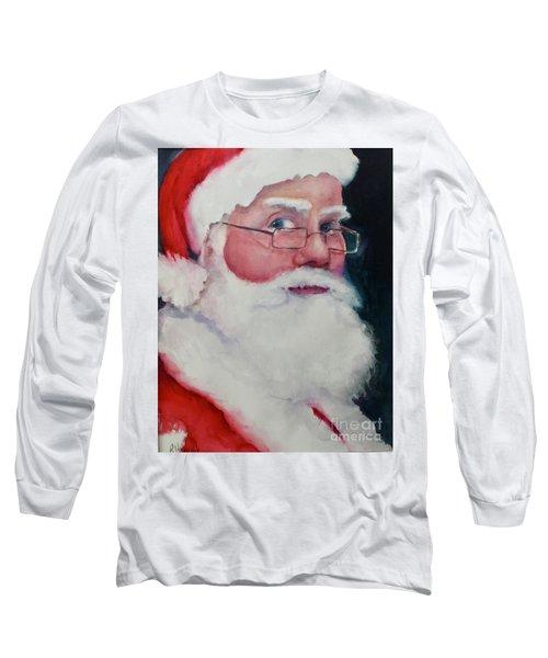Naughty Or Nice ? Santa 2016 Long Sleeve T-Shirt