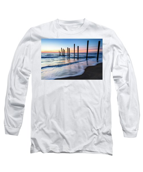Nautical Morning Long Sleeve T-Shirt