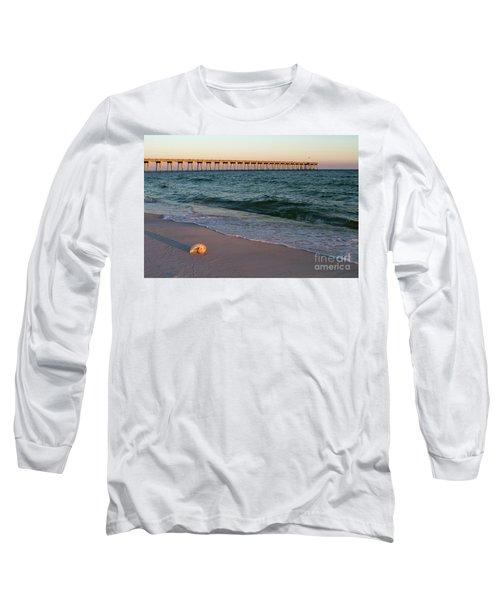 Nautilus And Pier Long Sleeve T-Shirt