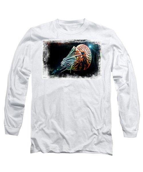 Nautilus Dreams Long Sleeve T-Shirt