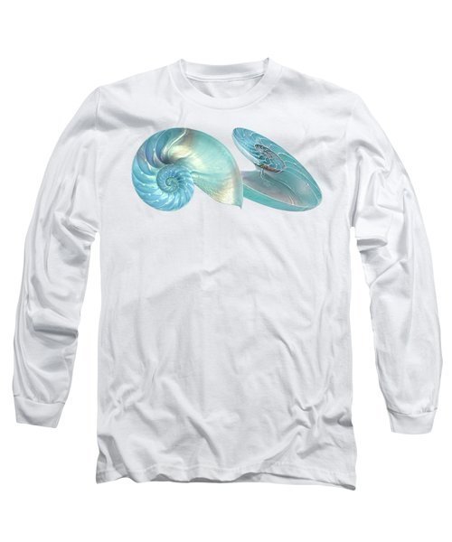 Nautilus Jewel Of The Sea Long Sleeve T-Shirt
