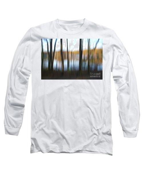 Near The Water Long Sleeve T-Shirt