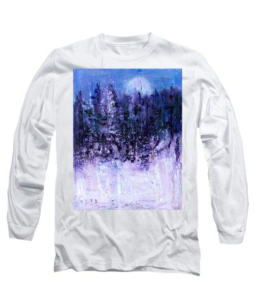 Neighbor's Woods Long Sleeve T-Shirt