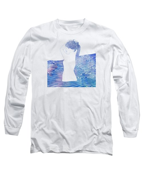 Nereid Xxxviii Long Sleeve T-Shirt