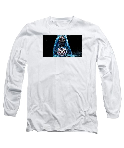 Nested Dodecahedron 2 Long Sleeve T-Shirt