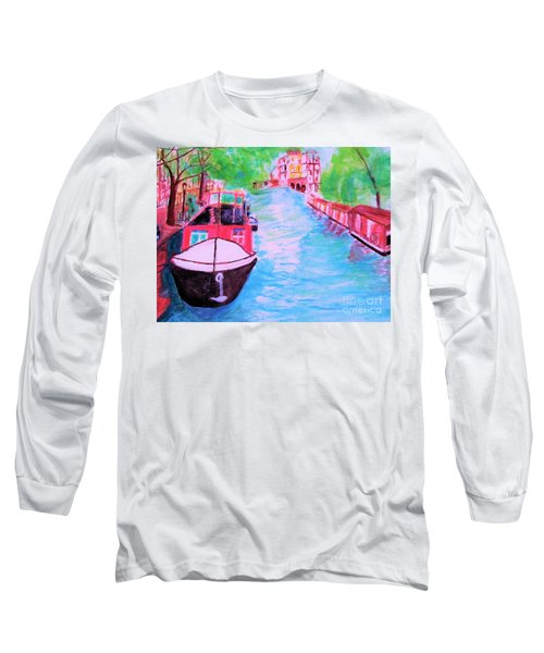 Netherlands Day Dream Long Sleeve T-Shirt