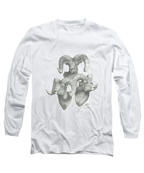 Nevada Slam Long Sleeve T-Shirt
