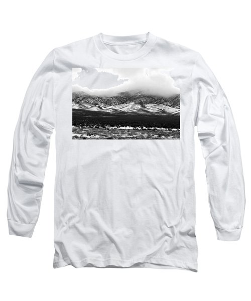 Nevada Snow Long Sleeve T-Shirt