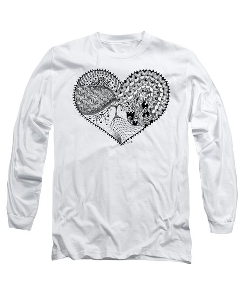New Beginning Long Sleeve T-Shirt by Ana V Ramirez