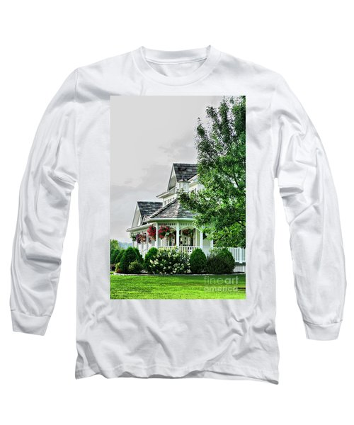 New England Beauty Long Sleeve T-Shirt