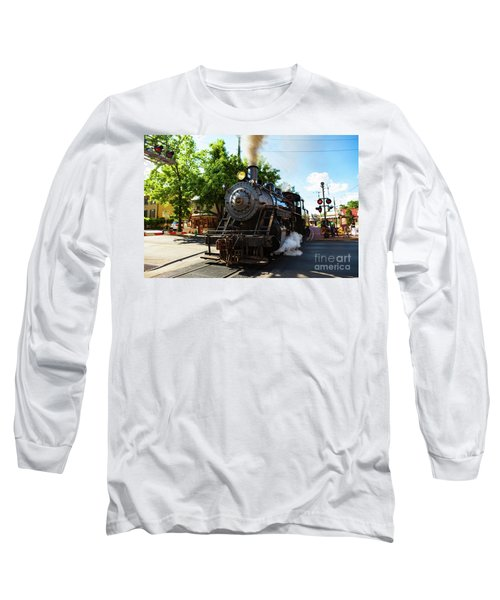 New Hope And Ivyland Railroad  Long Sleeve T-Shirt