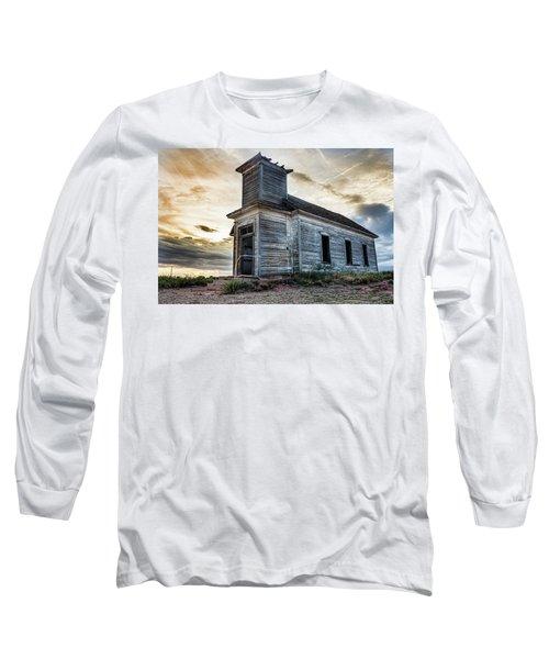 New Mexico Church #3 Long Sleeve T-Shirt