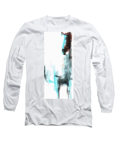 New Mexico Horse Four Long Sleeve T-Shirt