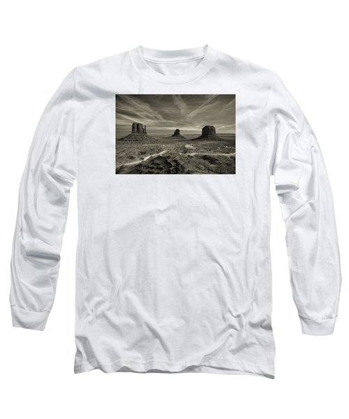 Monument Valley 9 Long Sleeve T-Shirt