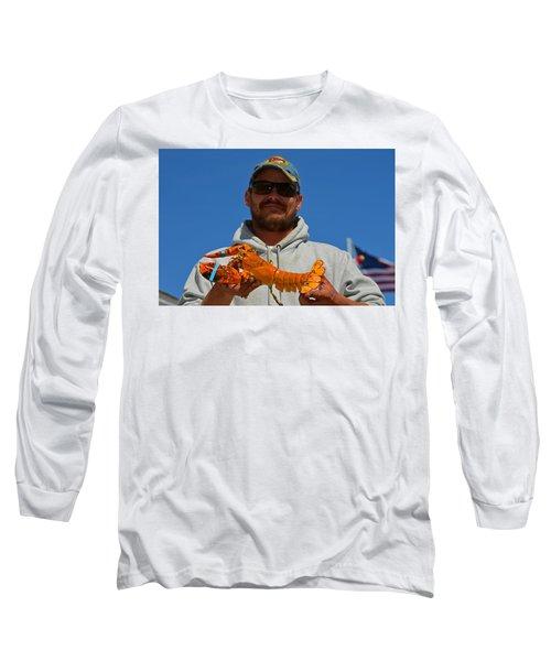 New Upload  Long Sleeve T-Shirt by Dianne Cowen