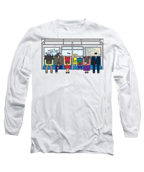 Subway Series Long Sleeve T-Shirt