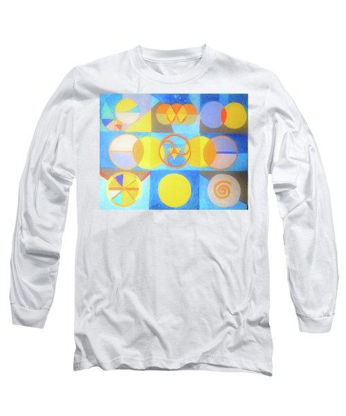 Geometrica 1 Long Sleeve T-Shirt