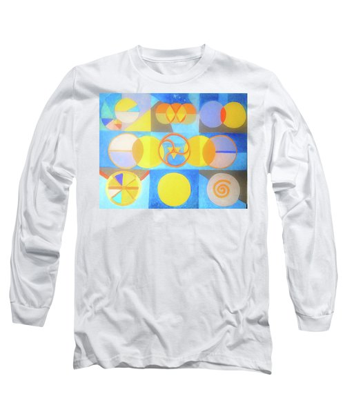 Geometrica 1 Long Sleeve T-Shirt