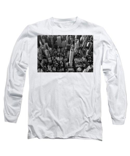 New York, New York 5 Long Sleeve T-Shirt