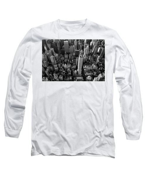 New York, New York 5 Long Sleeve T-Shirt