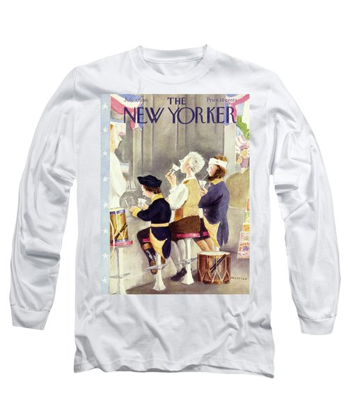 New Yorker July 1 1950 Long Sleeve T-Shirt