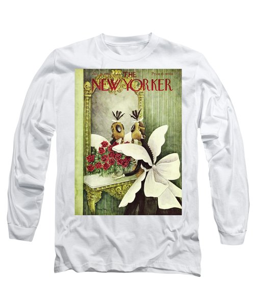 New Yorker July 18 1942 Long Sleeve T-Shirt