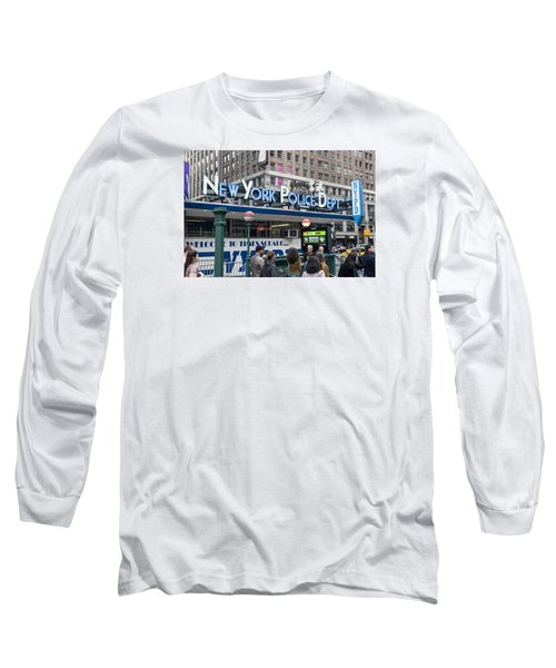 New York's Finest Long Sleeve T-Shirt