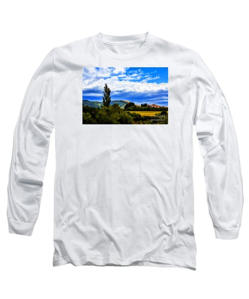 New Zealand Legacy Long Sleeve T-Shirt