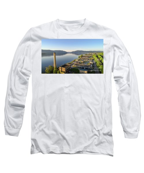 Newburgh And The Hudson Highlands Long Sleeve T-Shirt