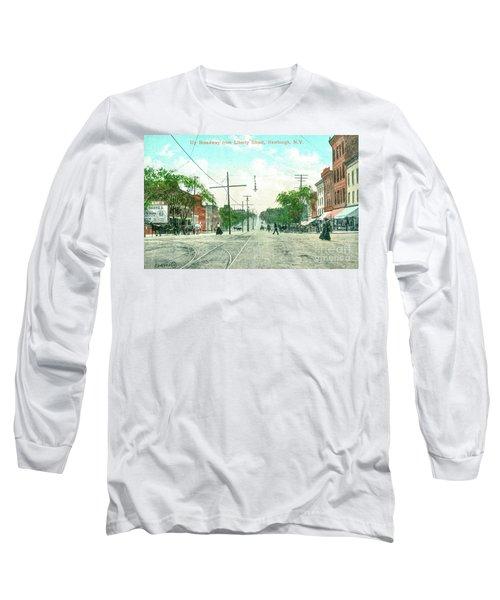 Newburgh Broadway - 09 Long Sleeve T-Shirt