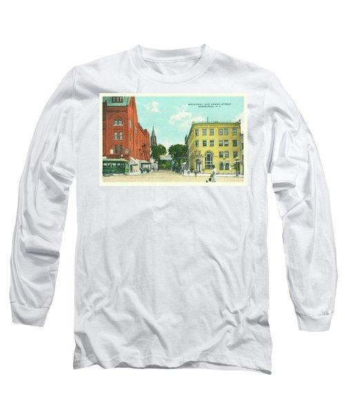 Newburgh Broadway - 10 Long Sleeve T-Shirt