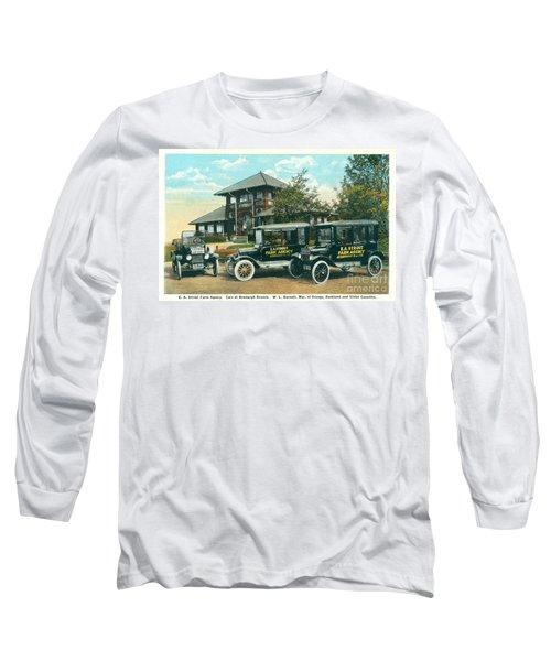 Newburgh Downing Park - 22 Long Sleeve T-Shirt