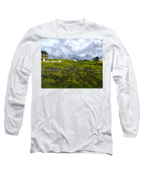 Newfoundland Jig Long Sleeve T-Shirt