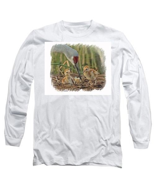 Newly Arrived Long Sleeve T-Shirt