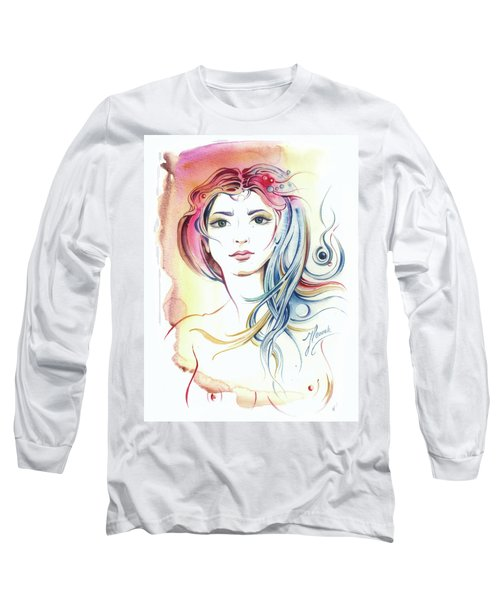 News From Outer Space Long Sleeve T-Shirt