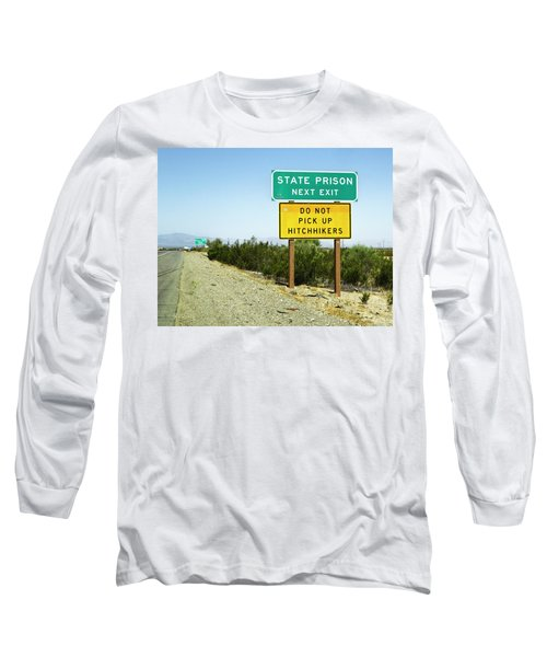 Next Exit Long Sleeve T-Shirt