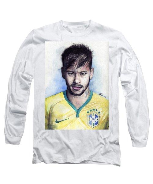 Neymar Long Sleeve T-Shirt