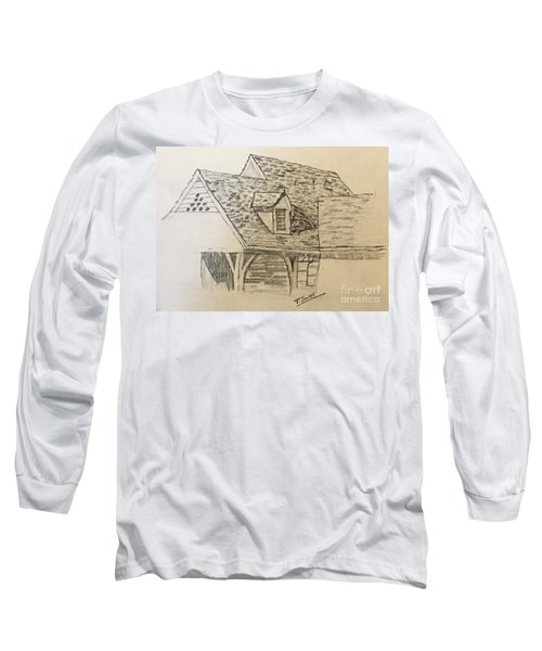 Nice Lines Long Sleeve T-Shirt