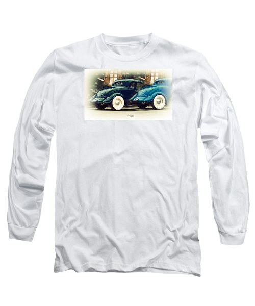 Long Sleeve T-Shirt featuring the photograph Nice Wheels by Chris Armytage