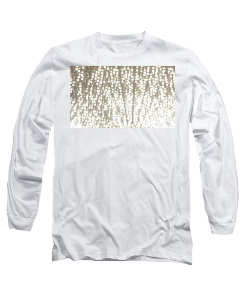 Night Full Of Bling Long Sleeve T-Shirt