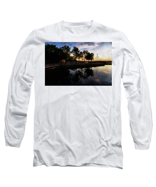 Night Harbour Long Sleeve T-Shirt