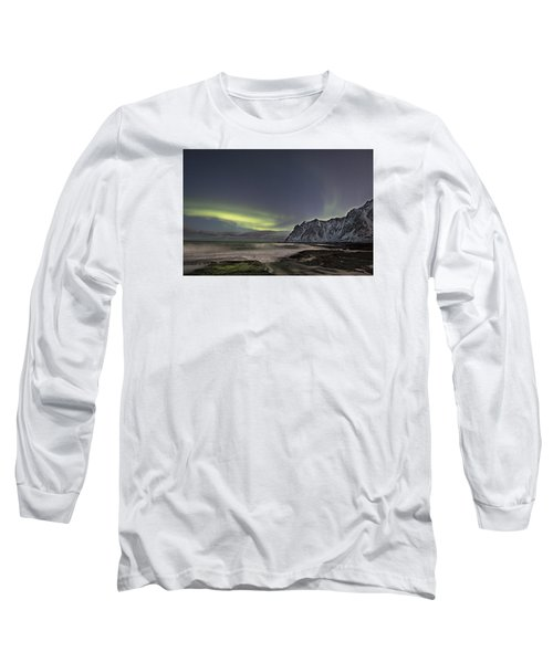 Night Waves Long Sleeve T-Shirt