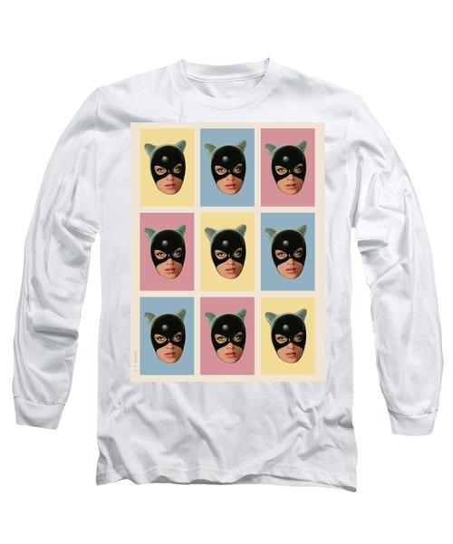 Nippon Kitty Long Sleeve T-Shirt