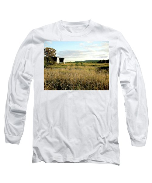 Nisqually Two Barns Long Sleeve T-Shirt