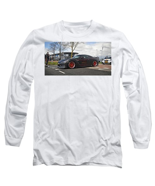 Nissan Gt-r Long Sleeve T-Shirt
