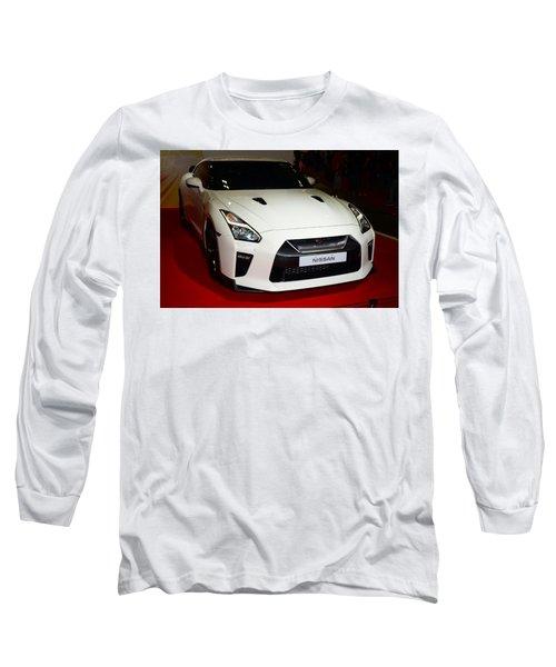Nissan Gtr Long Sleeve T-Shirt