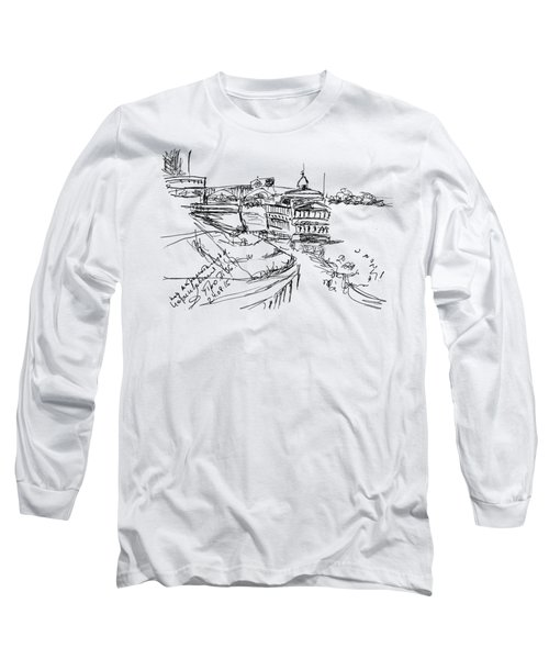 Nizhny Novgorod, Romadanovsky Wharf. 24 August, 2015 Long Sleeve T-Shirt