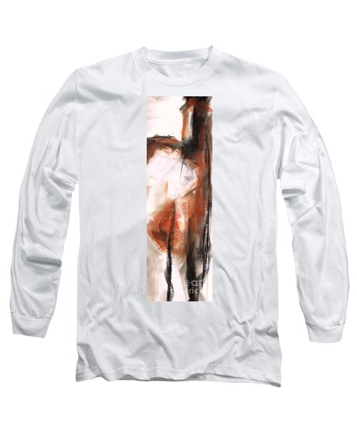 Long Sleeve T-Shirt featuring the painting The Horse Within  by Frances Marino